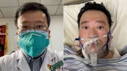 Dr. Li Wenliang, whistleblower virus n-CoV2019 meninggal dunia. Sumber foto: todaynewsafrica.
