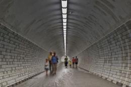 Foto Ilustrasi Terowongan Silaturrahmi (pixabay.com)