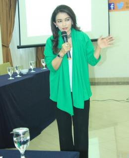 Puspita Zorawar. Foto: Dokumentasi pribadi