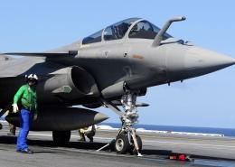 Varian Jet tempur Rafale yang mampu dioperasikan dari Kapal induk. Sumber gambar: Christopher Hall/US Navy Photo