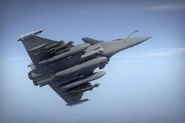 Jet tempur Rafale dilengkapi radar dan senjata canggih. Sumber gambar: Hak Cipta Dassault-aviation/www.dassault-aviation.com