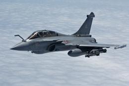Jet tempur Rafale yang dioperasikan Angkatan Udara Perancis. Sumber gambar: Hak Cipta Dassault Aviation/ www.dassault-aviation.com