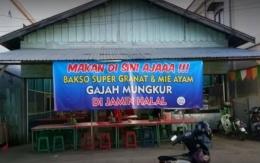 Beri Mardiansyah Rekomendasi Tempat Makan Enak dan Populer di Kota Amuntai HSU--dokpri