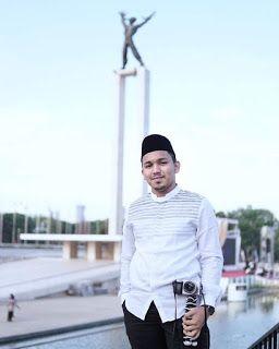 Hafiz Almasuri Sang Juara I VLog Nasioanal (Dok/Pri)