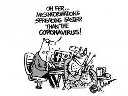 Kredit: Powell River Peak Cartoon