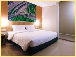 deluxe room/sumber foto: omega hotel management