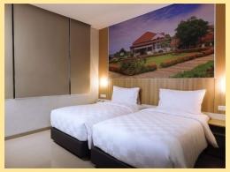 superior room/sumber foto: omega hotel management