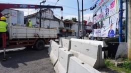 Pemerintah kota Tegal mulai mempersiapkan pemasangan Beton dibeberapa titik   InfoTegal melalui Facebook