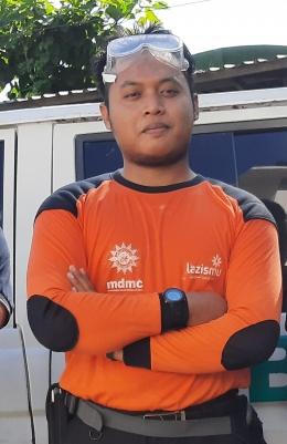 Tito Dwi Wirawan, Koordinator Lapangan MCCC Kalimantan Selatan di Banjarbaru (dokpri)