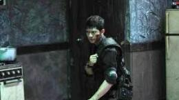 "Level genre laga naik kelas dengan film ""The Raid"" (sumber: Liputan6)"