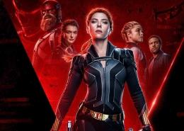 Film Black Widow menjadi pembuka gerbang film Marvel pasca Endgame.   Gambar: Greenscreen.co.id