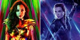 Wonder Woman 1984 dan Black Widow mundurkan jadwal tayang demi keselematan masyarakat penonton.   Gambar: Screenrant.com