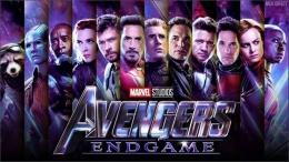 Avengers Endgame menjadi film super hero yang banyak diperbincangkan pada 2019 kemarin.   Gambar: Okezone.com