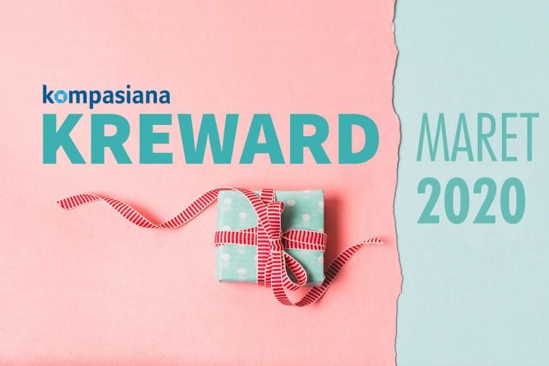 K-Rewards Maret 2020, Gajian!