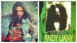 Album Misteri (kanan) yang bersampul ikonik (foto: tribunnews.com)