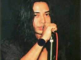 Andy Liany, musisi rock yang meroket di era 90-an. Foto: dokumentasi pribadi Al Hafez Saleh Rachim (Oj Rock)