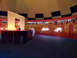 Ruang Pamer Hall of Fame