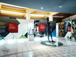 Ruang Pamer Koleksi Obor & Sejarah PON