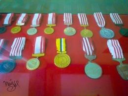 Koleksi Medali