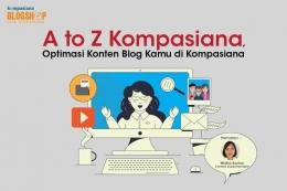 Info Kompasiana Blogshop/Sumber: Kompasiana.com