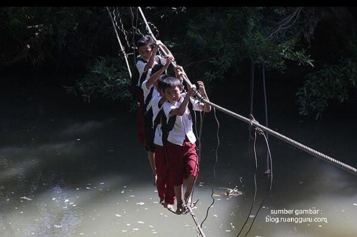 Kesenjangan Dalam Dunia Pendidikan Indonesia