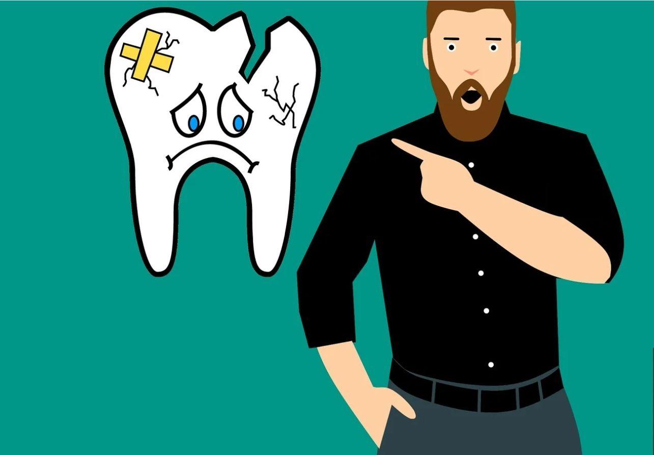 Deskripsi : Mengatasi sakit Gigi di Masa Pandemi Covid-19 I Sumber Foto : pixabay