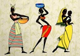 Ilustrasi perempuan pekerja. (Sumber gambar: pixabay.com/Oberholster Venita)