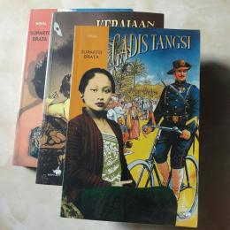 Buku Trilogi Gadis Tangsi ( Sumber foto: istimewa)