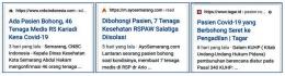 Kolase berita dari cnbcindonesia, ayosemarang dan tagar.id