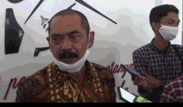 Wali Kota Solo, FX Hadi Rudyatmo (Foto Kompas TV)