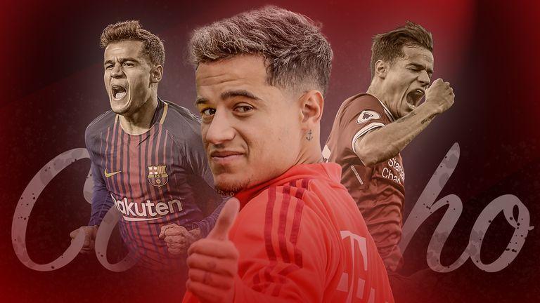 Coutinho (Foto Skysports.com)