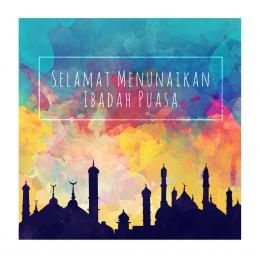 Selamat Menunaikan Ibadah Puasa Ramadhan 1441 H   Pinterest