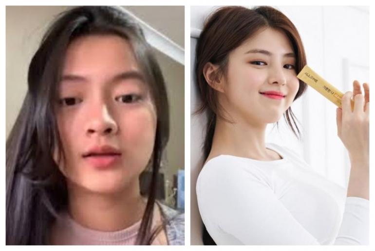 Reemar dan Han So Hee - diolah dari IG @rreemar dan @ dan xeesoxee)