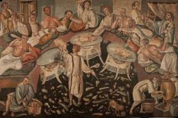 Ancient romans eating habits (https://gloriaderoma.com/)