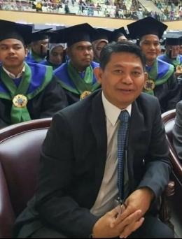 Mohamad Anwar, Dosen Universitas Pamulang, Banten