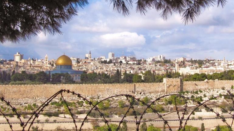 Potret Jerusalem, sumber: pixabay.com/neufal54