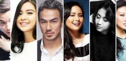 Para influencer di Indonesia. Starnage.com