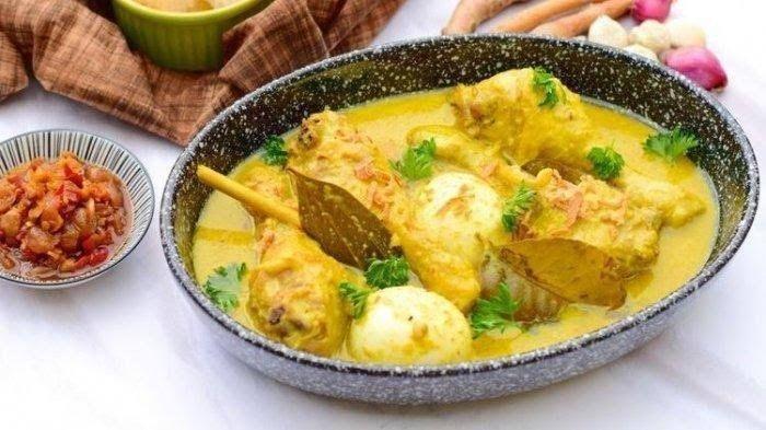 Mari berbagi masakan Lebaran bagi yang membutuhkan (Ilustrasi: tribunnews.com)