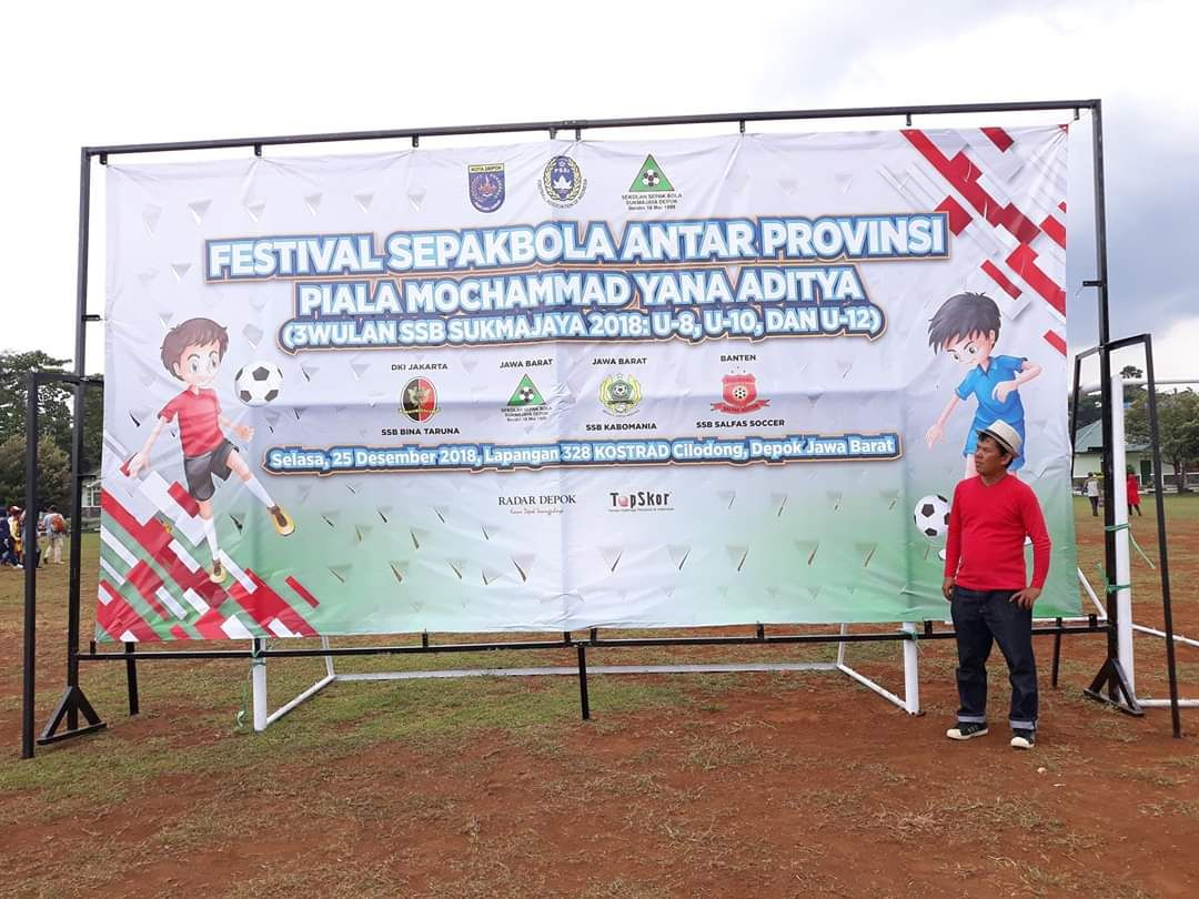 Festival antar Provinsi I (Sumber: Supartono JW)