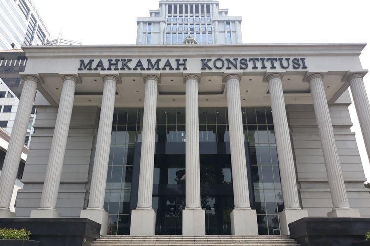 Gedung Mahkamah Konstitusi (Kompas com/Fitria Chusna Farisa)