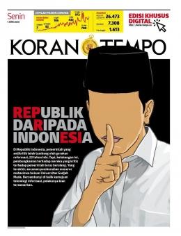 Illustrasi: Koran Tempo