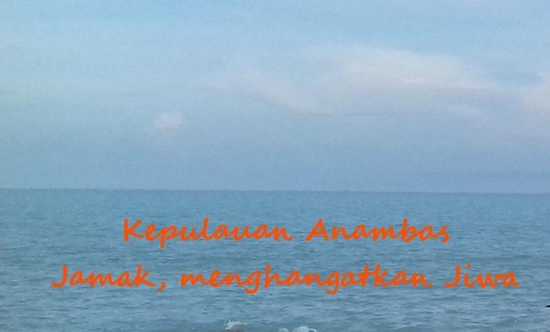 Dokumen pribadi, di Laut Siantan, Kep. Anambas, 2001