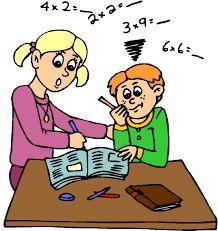 Anak belajar di rumah. Gambar dari nusacakra.com
