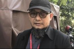Novel Baswedan (Kompas.com/Tatang Guritno)
