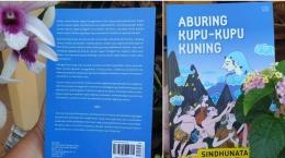 Buku Pengalaman Sindhunata saat menjadi pastor di Pakem |Dokpri