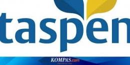 logo TASPEN (sumber:kompas.com)