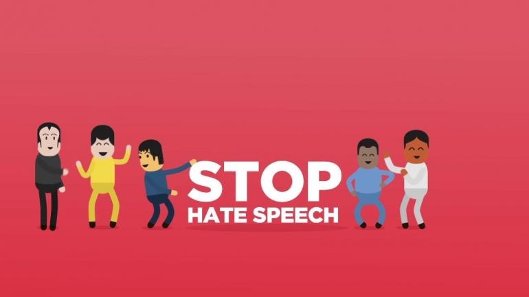 Stop Hate Speech - Youtube