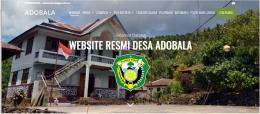 Desa Adobala, Kecamatan kelubagolit, Kabupaten Flores Timur, NTT