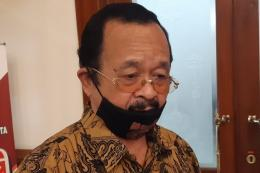 Wakil Walikota Solo, Achmad Purnomo (Kompas.com/Labib Zamani)