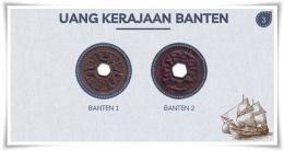 Koin Kerajaan Banten milik numismatis (Dok. Wisnu B)